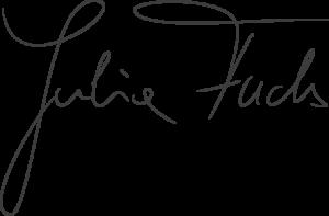 Julia Fuchs Unterschrift