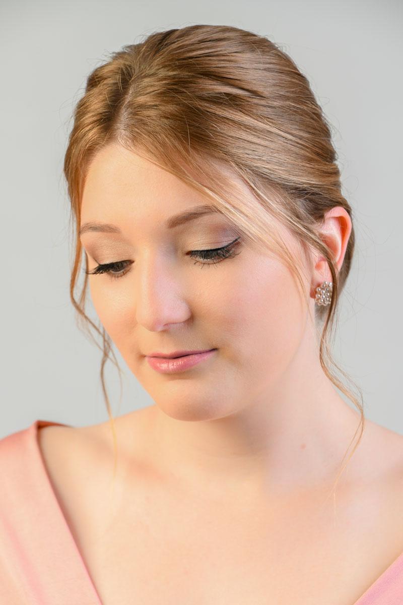 Natürliches Make-up