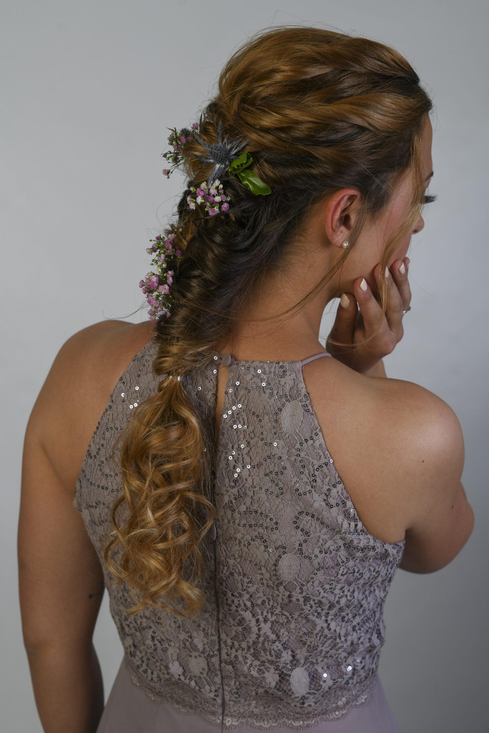Dezentes Braut Make-up 1