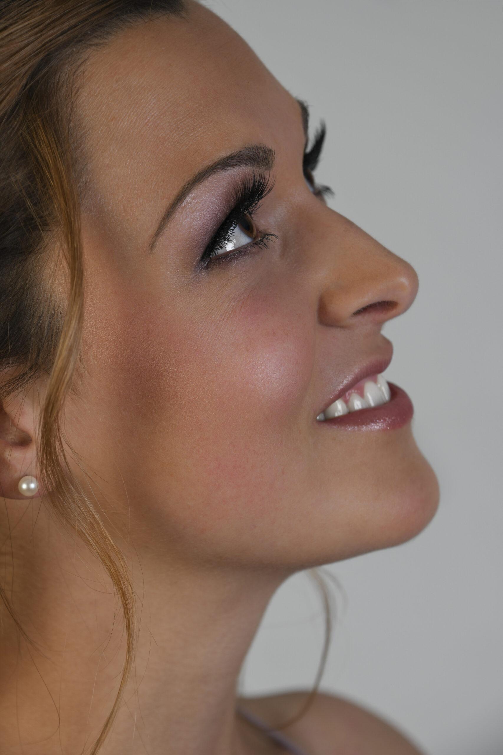 Dezentes Braut Make-up